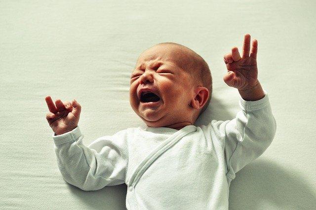 kolka niemowlęca